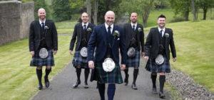 wedding kilt hire falkirk
